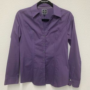 """Express """"The Essential Shirt"""" Size S"""